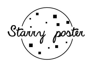 Starryposter.cz - hvězdná mapa